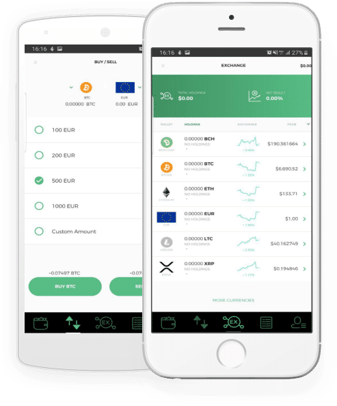 coinbar app mobile small